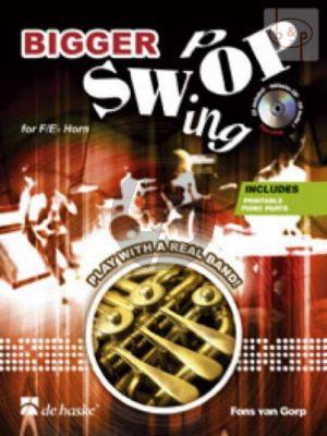 Bigger Swop (Horn[F/Eb]) (Bk-Cd) (CD includes printable piano parts)