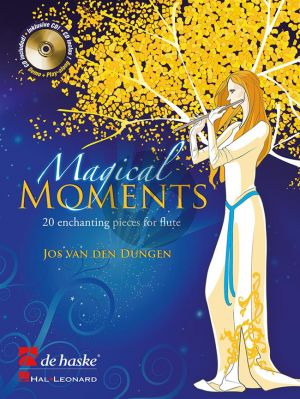 Dungen Magical Moments for Flute (Bk-Cd) (advanced grade 7)