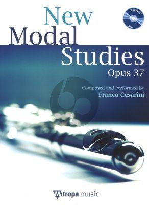 New Modal Studies Op.37 Bk-Cd (demo CD)
