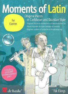 Elings Moments of Latin Clarinet