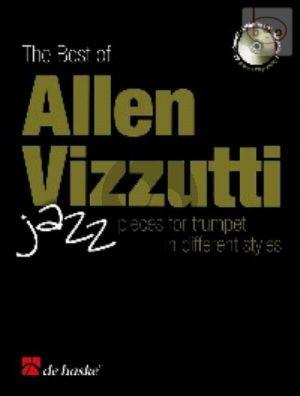 Best of Allen Vizzutti Jazz Pieces in different Styles) (Trumpet) (Bk-Cd) (Play-Along with Demo)