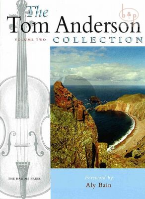 The Tom Anderson Collection Vol.2 Violin solo