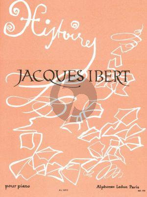 Ibert Histoires Piano (complete)