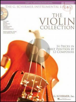 The Violin Collection (easy to interm.level)