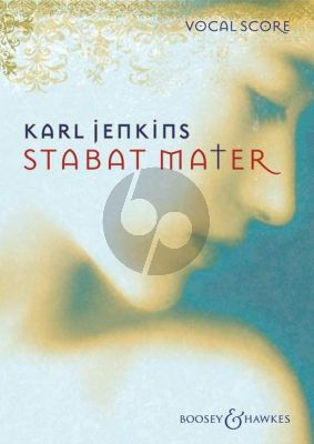 Jenkins Stabat Mater (Contralto Solo-SATB-Orch.) (Vocal Score)