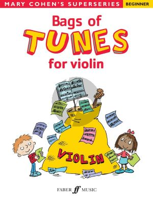 Cohen Bags of Tunes for Violin (Beginner) (Violin)