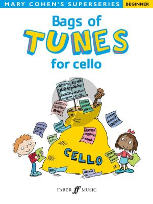 Cohen Bags of Tunes for Cello (Beginner)