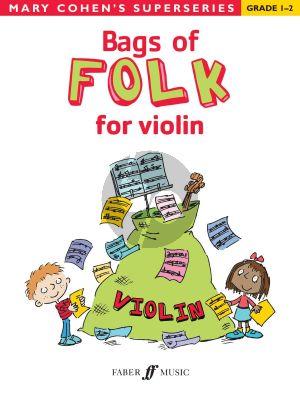 Cohen Bags of Folk for Violin (grade 1 - 2)