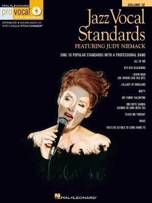 Jazz Vocal Standards (featuring Judy Niemack)