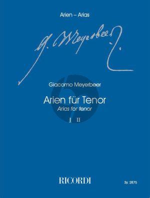 Meyerbeer Arien für Tenor Vol.1 (Klaus Tasdorf)