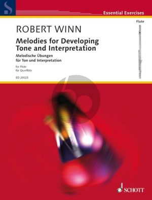 Winn Melodies for Developing Tone and Interpretation for Flute