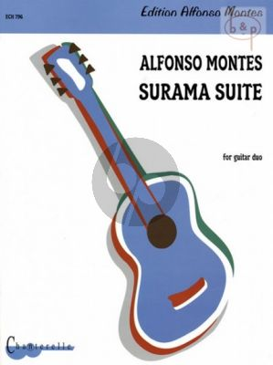 Surama Suite for 2 Guitars