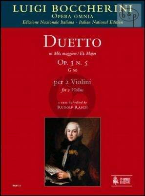 Duetto Op.3 No.5 E-flat major