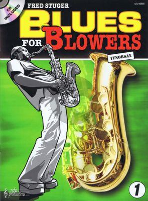 Stuger Blues for Blowers Vol.1 (Tenor Sax.) (Bk-Cd)