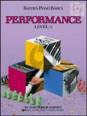 Piano Basics Performance Level 1