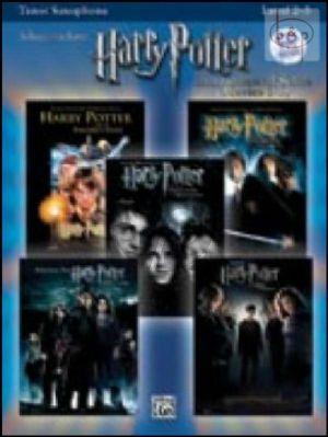 Harry Potter Instrumental Solos (Movies 1 - 5) Tenorsaxophone