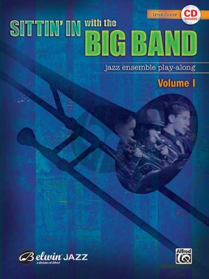 Sittin'in with the Big Band for Trombone (Bk-Cd)