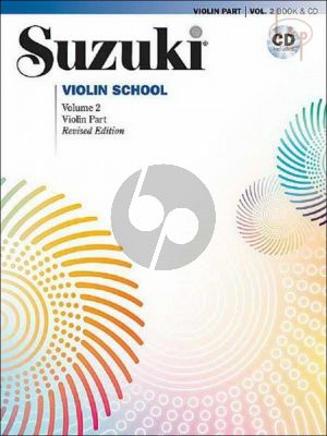 Violin School Vol.2 BK-CD