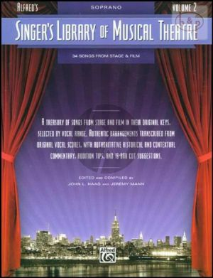 Singer's Library of Musical Theatre Vol.2
