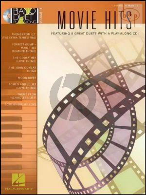 Movie Hits Piano Duet