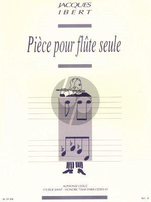 Pièce Flute seule