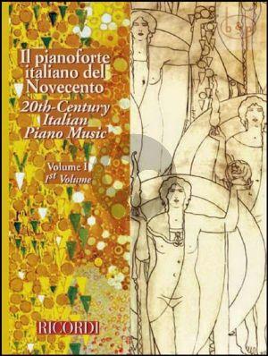 20th. Century Italian Piano Music Vol.1