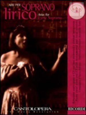 Arias for Lyric Soprano (Voice-Piano)