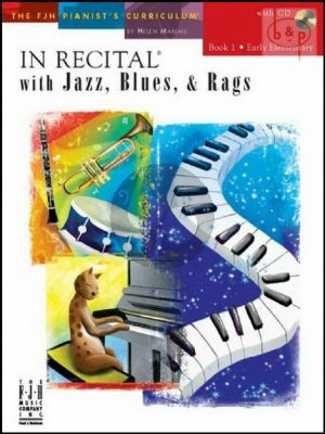 In Recital with Jazz-Blues & Rags Vol.1