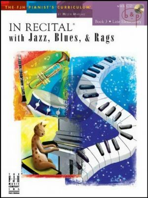 In Recital with Jazz-Blues & Rags Vol.3