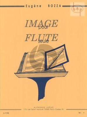 Image Op.38 Flüte seule