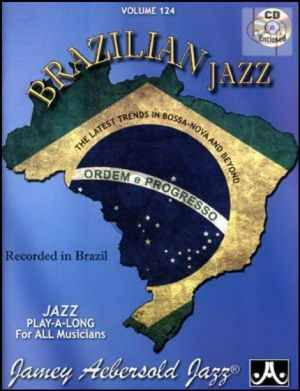 Jazz Improvisations Vol.124 Brazilian Jazz, The Latest Trends in Bossa-Nova and Beyond
