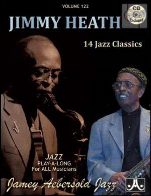 Jazz Improvisation Vol.122 Jimmy Heath, 14 Jazz Classics