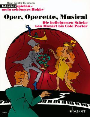 Oper Operette Musical piano