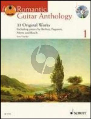 Romantic Guitar Anthology Vol.1 (33 Original Works)