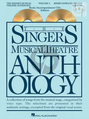 Singers Musical Theatre Anthology Vol.2