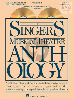 Singers Musical Theatre Antholog Vol.2 Duets