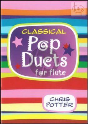 Classical Pop Duets 2 Flutes