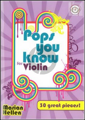 Pops you Know for Violin (30 Great Pieces)