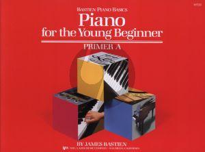 Bastien Piano for the Young Beginner Primer A (Bastien Piano Basics)