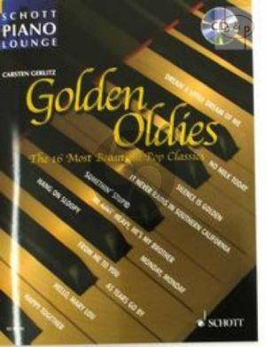 Golden Oldies (16 Most Beautiful Pop Classics) (Bk-Cd)