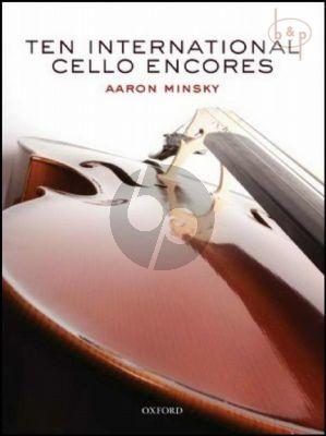 10 International Cello Encores