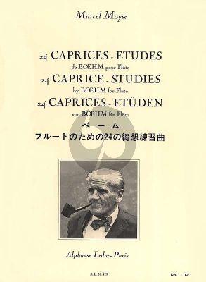 24 Caprices-Etudes Op.26 pour Flute