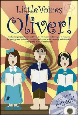 Oliver! (5 Songs) (SS-Piano)