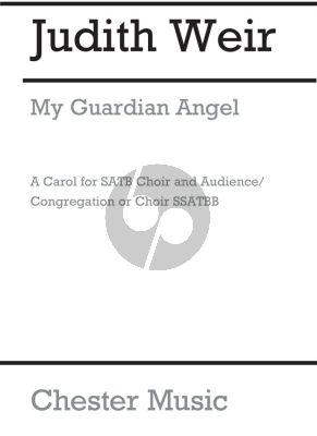 Weir My Guardian Angel SATB