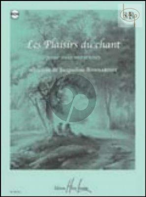 Plaisirs du Chant Vol.3B (Medium Voice)