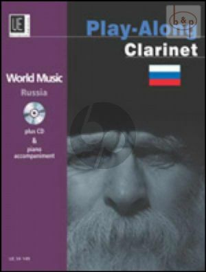 World Music Russia (Clarinet-Piano) (Bk-Cd)