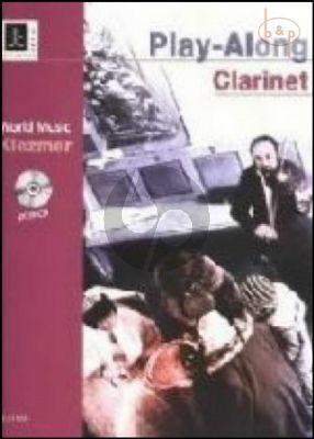 World Music Klezmer (Clarinet-Piano) (Bk-Cd)