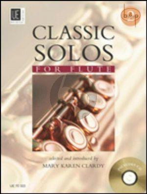 Classic Solos Vol.2 (M.K.Clardy) (Bk-Cd)