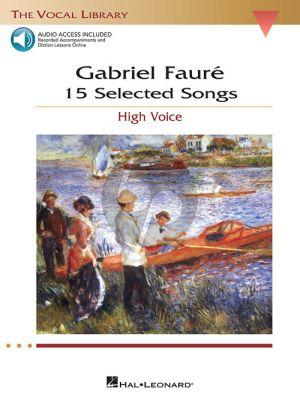 15 Selected Songs