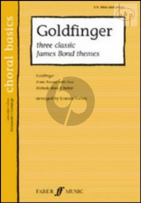 Goldfinger (3 Classic James Bond Themes)
